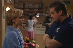 Toadie Rebecchi, Sindi Watts in Neighbours Episode 4632