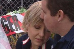 Sindi Watts, Toadie Rebecchi in Neighbours Episode 4632