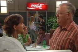Susan Kennedy, Harold Bishop in Neighbours Episode 4633