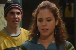 Stingray Timmins, Serena Bishop in Neighbours Episode 4633