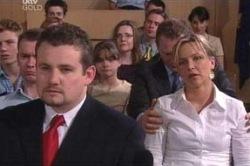 Boyd Hoyland, Toadie Rebecchi, Summer Hoyland, Max Hoyland, Steph Scully in Neighbours Episode 4646