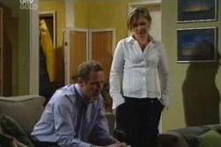 Max Hoyland, Steph Scully in Neighbours Episode 4647