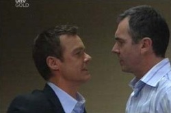 Karl Kennedy, Paul Robinson in Neighbours Episode 4648