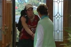 Dylan Timmins, Susan Kennedy in Neighbours Episode 4649
