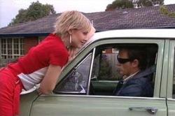 Sindi Watts, Stuart Parker in Neighbours Episode 4649