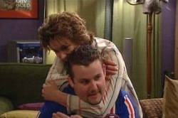 Lyn Scully, Toadie Rebecchi in Neighbours Episode 4655