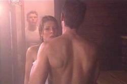 Boyd Hoyland, Izzy Hoyland, Paul Robinson in Neighbours Episode 4656