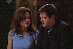 Liljana Bishop, David Bishop in Neighbours Episode 4657