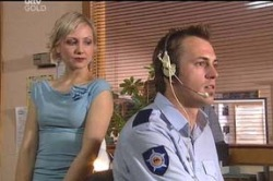 Sindi Watts, Stuart Parker in Neighbours Episode 4658