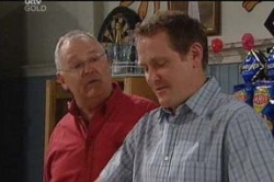 Harold Bishop, Max Hoyland in Neighbours Episode 4658