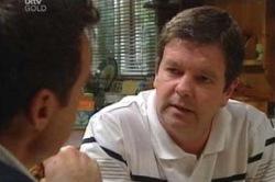 David Bishop, Paul Robinson in Neighbours Episode 4660