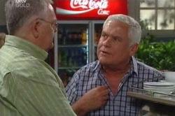 Harold Bishop, Lou Carpenter in Neighbours Episode 4660
