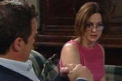 Liljana Bishop, Paul Robinson in Neighbours Episode 4660