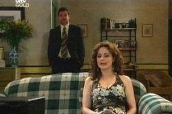 David Bishop, Liljana Bishop in Neighbours Episode 4671
