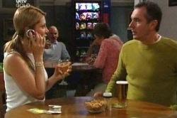 Izzy Hoyland, Karl Kennedy in Neighbours Episode 4672