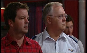 Harold Bishop, David Bishop in Neighbours Episode 4770