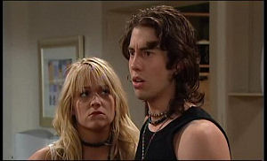 Sky Mangel, Dylan Timmins in Neighbours Episode 4770