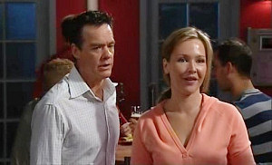 Paul Robinson, Steph Scully in Neighbours Episode 4806