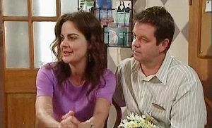 Liljana Bishop, David Bishop in Neighbours Episode 4806