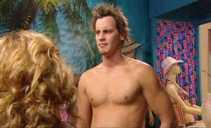Ned Parker in Neighbours Episode 4806