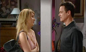 Izzy Hoyland, Paul Robinson in Neighbours Episode 4807