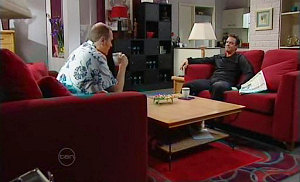 Max Hoyland, Paul Robinson in Neighbours Episode 4807