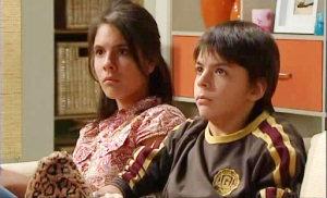 Rachel Kinski, Zeke Kinski in Neighbours Episode 4808