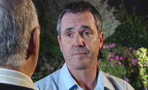 Harold Bishop, Karl Kennedy in Neighbours Episode 4809
