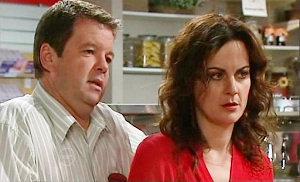 David Bishop, Liljana Bishop in Neighbours Episode 4810