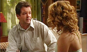 David Bishop, Serena Bishop in Neighbours Episode 4810