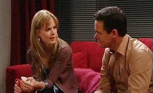 Elle Robinson, Paul Robinson in Neighbours Episode 4813