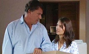 Alex Kinski, Rachel Kinski in Neighbours Episode 4813