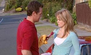 Paul Robinson, Elle Robinson in Neighbours Episode 4813