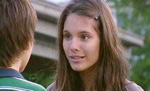 Zeke Kinski, Rachel Kinski in Neighbours Episode 4813