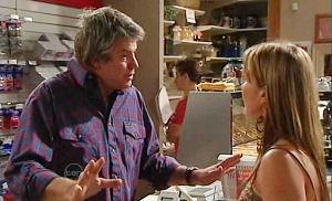 Joe Mangel, Steph Scully in Neighbours Episode 4813