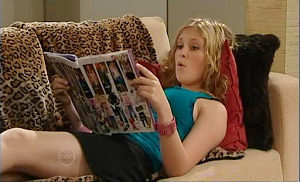Janae Timmins in Neighbours Episode 4814