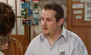 Toadie Rebecchi in Neighbours Episode 4817
