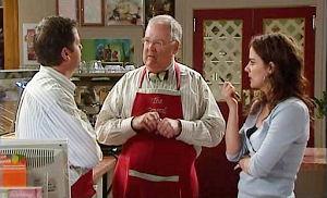 David Bishop, Harold Bishop, Liljana Bishop in Neighbours Episode 4819