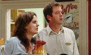 Liljana Bishop, David Bishop in Neighbours Episode 4819