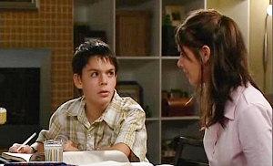 Zeke Kinski, Rachel Kinski in Neighbours Episode 4822