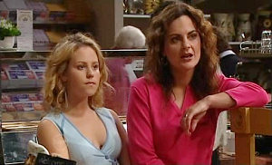 Serena Bishop, Liljana Bishop in Neighbours Episode 4823