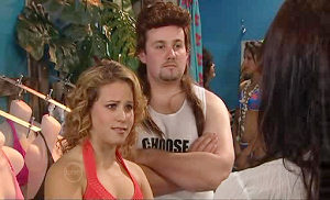 Toadie Rebecchi, Serena Bishop in Neighbours Episode 4823