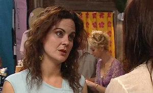 Liljana Bishop, Carmella Cammeniti in Neighbours Episode 4824