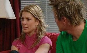 Izzy Hoyland, Ned Parker in Neighbours Episode 4824