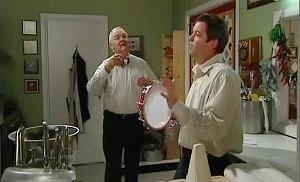 Harold Bishop, David Bishop in Neighbours Episode 4824