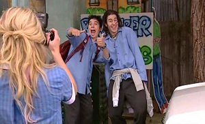 Stingray Timmins, Dylan Timmins, Sky Mangel in Neighbours Episode 4825