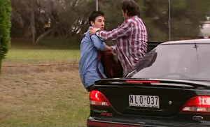 Stingray Timmins, Terry White in Neighbours Episode 4825