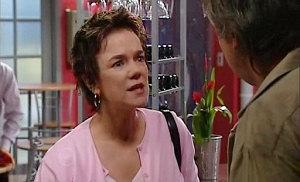 Lyn Scully, Joe Mangel in Neighbours Episode 4825