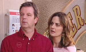 David Bishop, Liljana Bishop in Neighbours Episode 4829