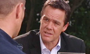 Paul Robinson in Neighbours Episode 4830